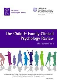 Child and Family Clinical Psychology Review No 2 Summer 2014