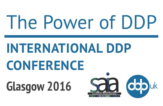 2016 International DDP Conference in Glasgow
