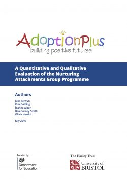 AdoptionPlus Summary Report