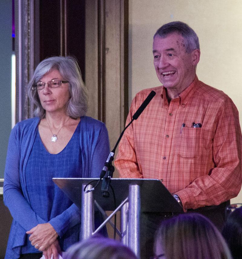 Dan Hughes and Julie Hudson - DDP Conference 2016