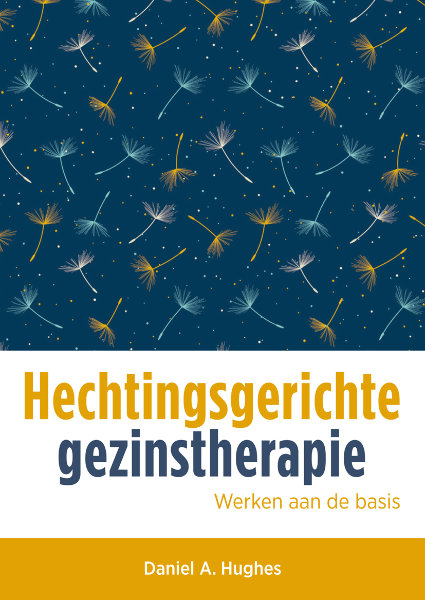 Attachment-Focused Family Therapy in Dutch Book Cover