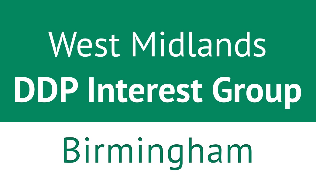West Midlands DDP Interest Group