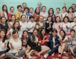 DDP Level One Training in Beijing, China - cropped