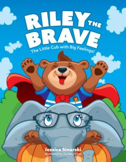 Riley the Brave book cover