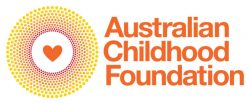 Australian Childhood Foundation logo © ACF