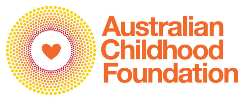 Australian Childhood Foundation logo © ACF