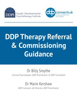 DDP Therapy Referral & Commissioning Guidance Cover