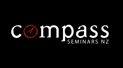 Compass Seminars New Zealand logo