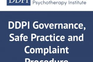 New DDPI Governance, Safe Practice and Complaint Procedure