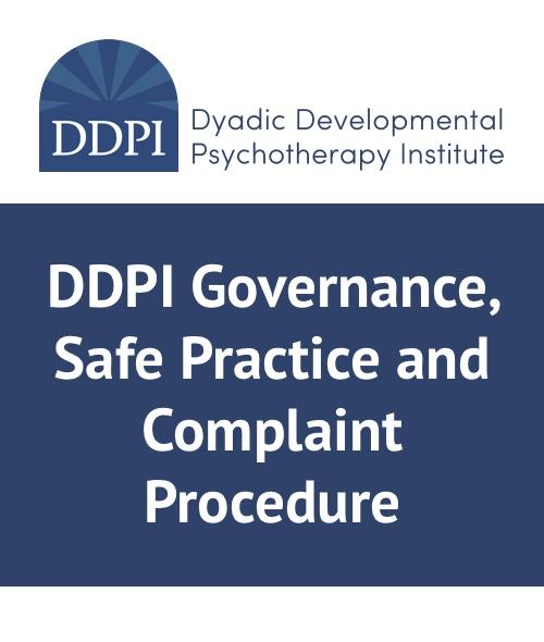 DDPI Governance, Safe Practice and Complaint Procedure