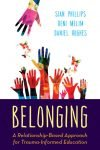 Belonging Book Cover - by Sian Phillips, Deni Melim, Dan Hughes