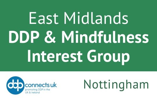 East Midlands DDP & Mindfulness Interest Group, Nottingham logo