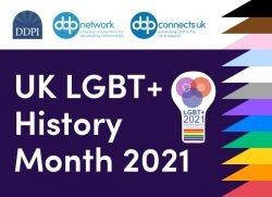 UK LGBT+ History Month 2021