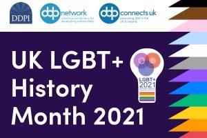 Celebrating UK LGBT+ History Month