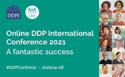 Online DDP International Conference 2021 a fantastic success