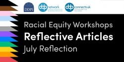Racial Equity Workshops July reflection