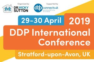 Book now for 2019 DDP International Conference, Stratford-upon-Avon