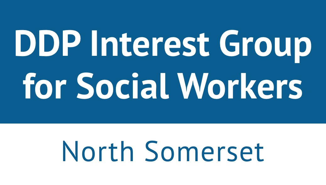 Online DDP Interest Group for Social Workers and Social Care Staff, North Somerset, Dec 2021
