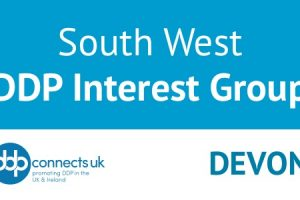 New DDP Interest Group for Devon and the South West