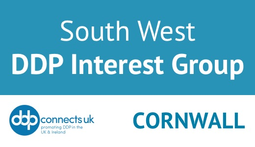 Online South West DDP Interest Group, Cornwall, May 2021