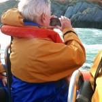Scot Lv 2 Dan boat Corryvreckan Sept 2014