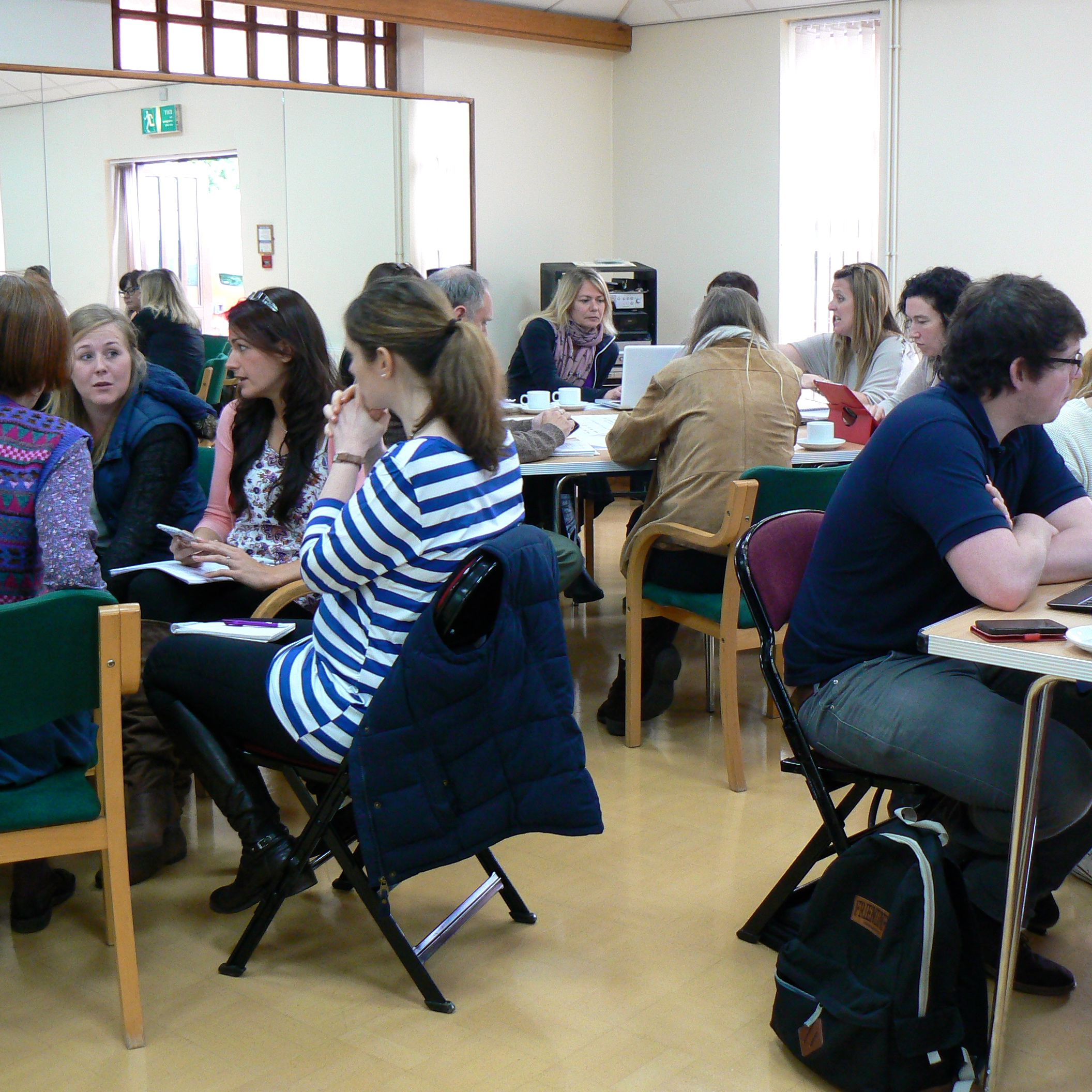 DDP Study day Worcs 02.06.15