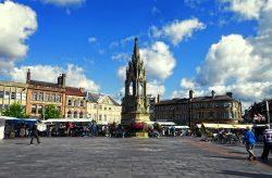 Mansfield Market Place © Duncan