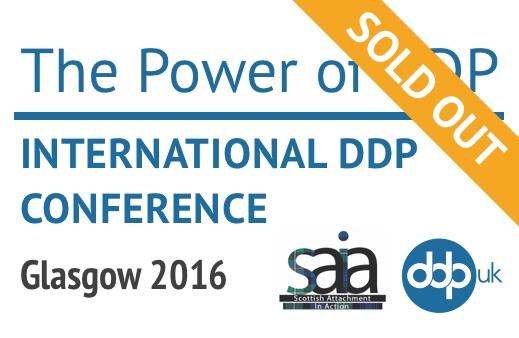International DDP Conference 2016, Glasgow