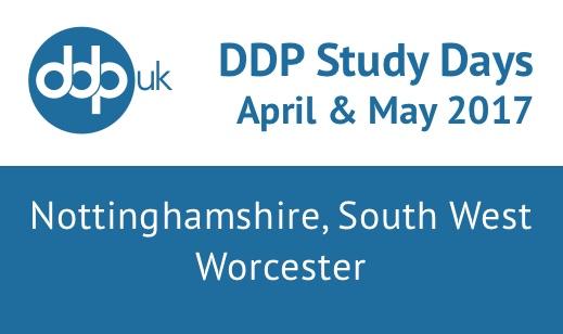 DDP Study Days 2017