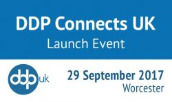 DDP Connects UK launch event