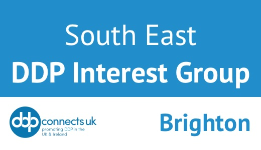 Online South East DDP Interest Group, March 2021
