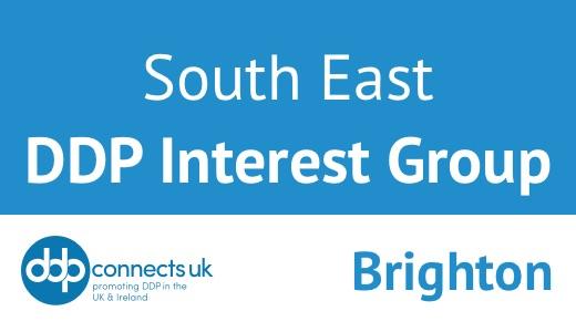 Online South East DDP Interest Group, Sept 2021