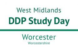 West Midlands DDP Study Day