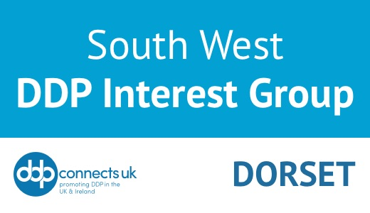 Online South West DDP Interest Group, Dorset, April 2021