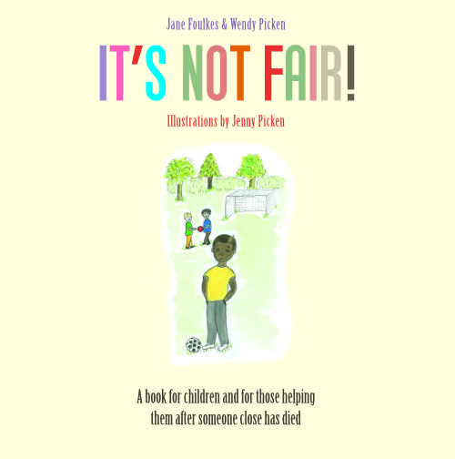 It's not fair! © 2018 Jane Foulkes, Wendy Picken and Jenny Picken