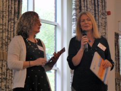 Alison Keith & Vicky Sutton hosting UK DDP International Conference
