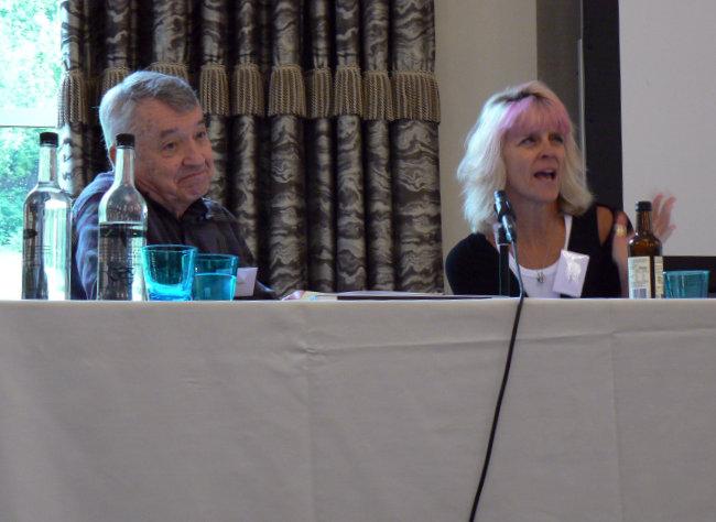 Sarah Morse & Dan Hughes