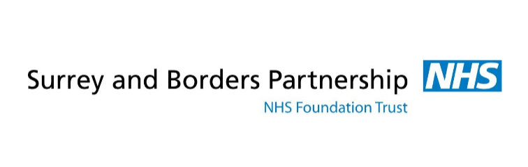 Surrey and Borders Partnership, NHS Foundation Trust logo
