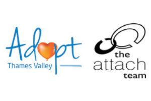 Adopt Thames Valley and ATTACH service logos