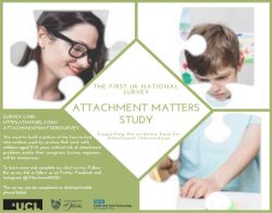 Attachment Matters Survey Flyer