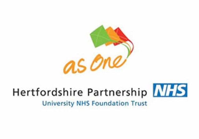 Hertfordshire Partnership NHS logo