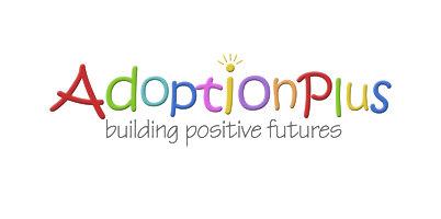 Adoptionplus logo - building positive futures