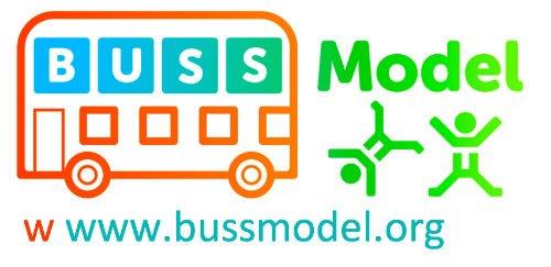 BUSS Model Logo with URL