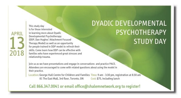 DDP study day April 13 18 Toronto