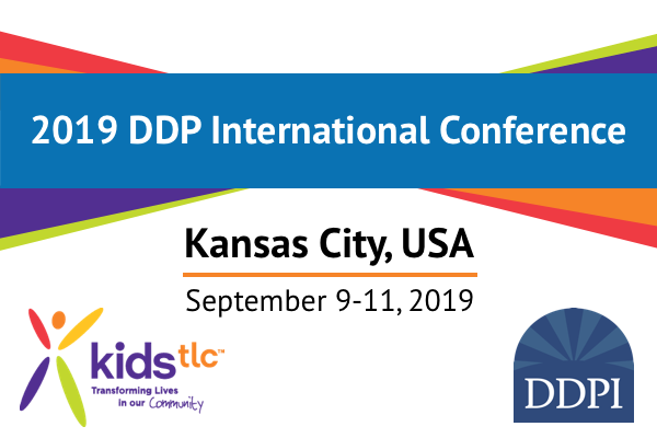 Advertising the 2019 DDP International Conference Overland Park, Kansas City, KS
