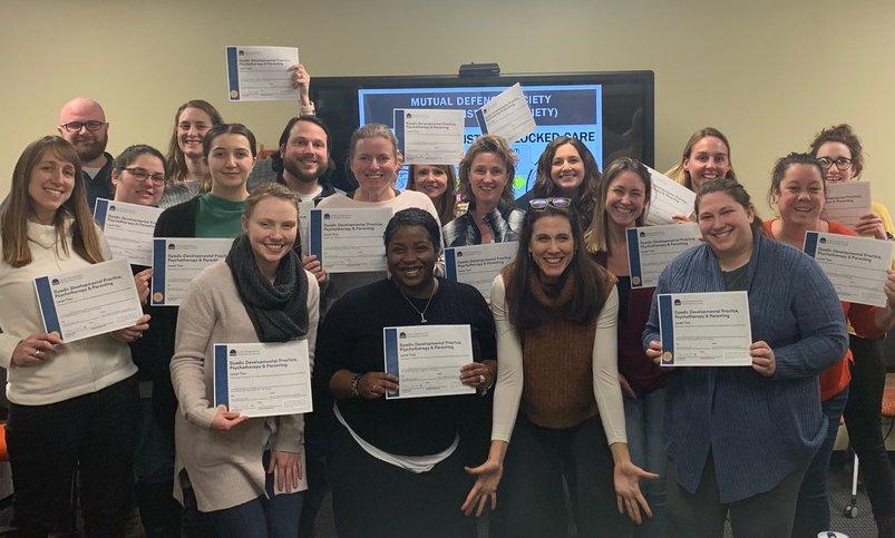 DDP Level 2 Participants, St. Louis, February 2020