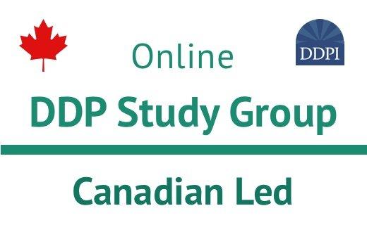 Online Canadian Led DDP Study Group Jan-June 2021
